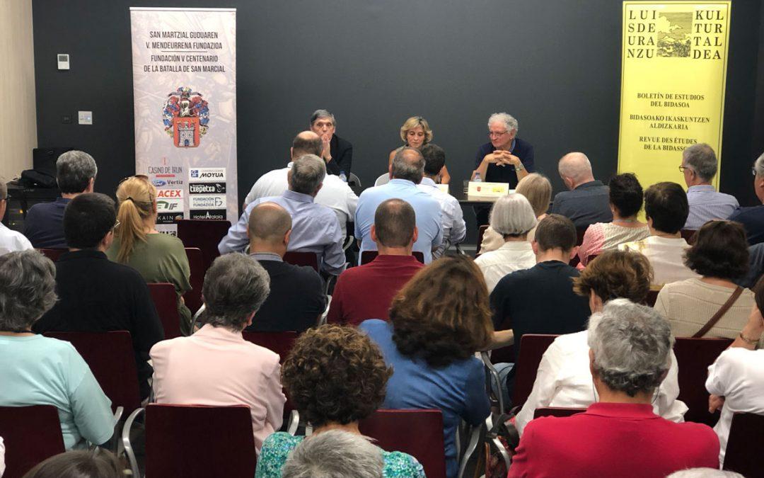 Éxito de público en la conferencia de la dra. Margarita Serna sobre las mujeres en el s.XVI