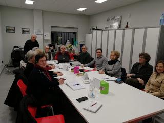Presentación al Foro Ciudadano Irunés de los proyectos de la Fundación
