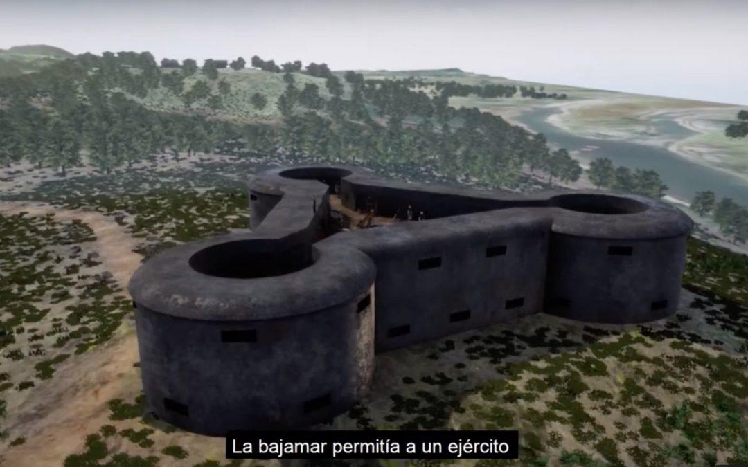 ¿Quieres saber cómo era Gazteluzar hace 500 años?
