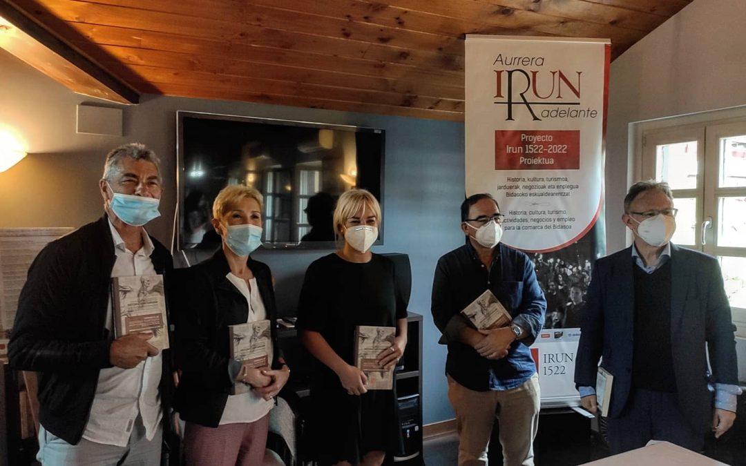 Presentado el libro 'Jornadas de Historia Sanitaria aplicada a la mejora de las consecuencias de los campos de batalla'