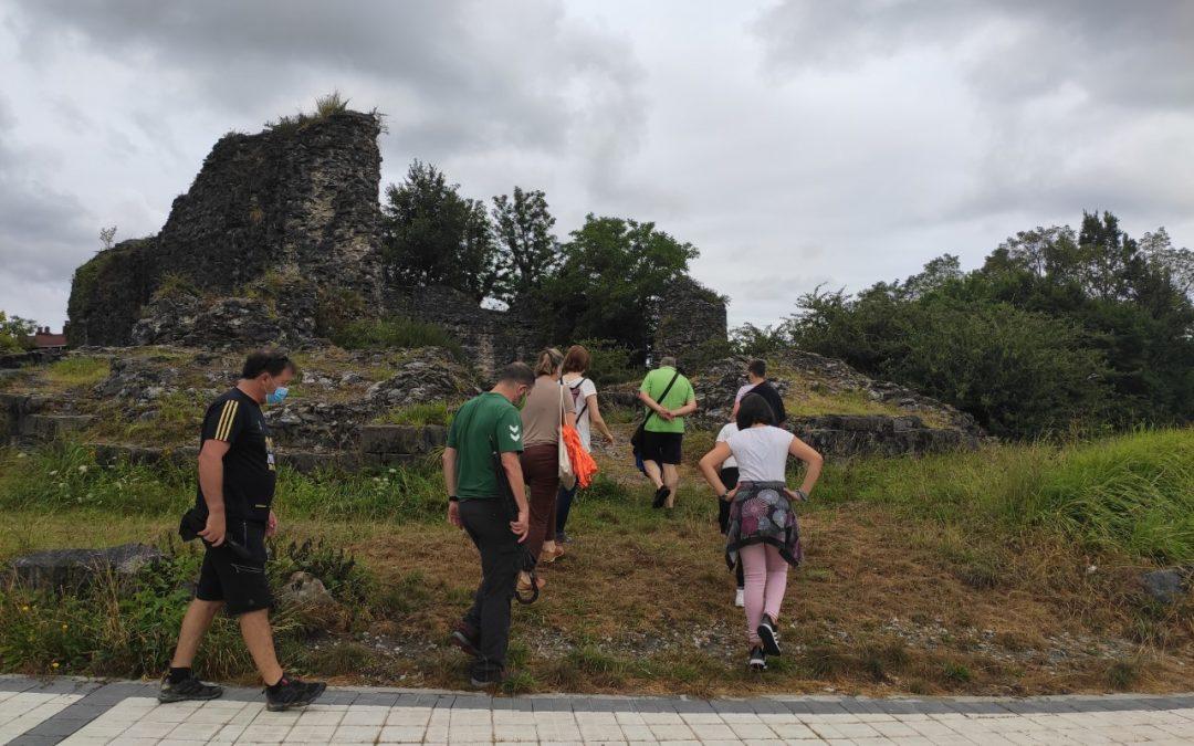 La Fundación Irun 1522 y Bidatour vuelven a ofrecer visitas guiadas dentro del proyecto 'Por los caminos de 1522'